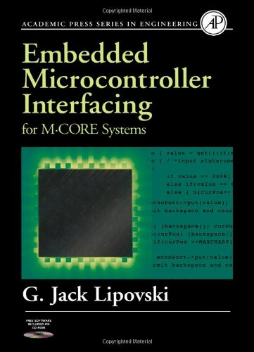 Embedded microcontroller interfacing for M.CORE systems