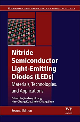 Nitride Semiconductor Light-Emitting Diodes (LEDs), Second Edition: Materials, Technologies, and Applications