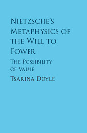 Nietzsche's Metaphysics of the Will to Power: The Possibility of Value