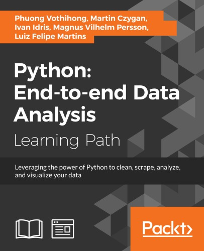 Python : end-to-end data analysis