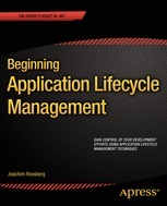 Beginning Application Lifecycle Management