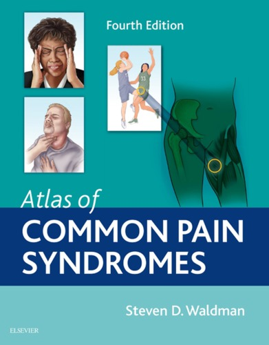 لینک دانلود Atlas of Common Pain Syndromes