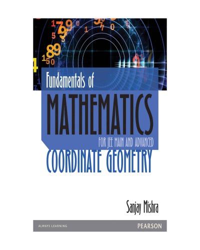 Fundamental of Mathematics Co-ordinate Geometry