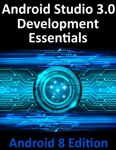 Android Studio 3.0 Development Essentials
