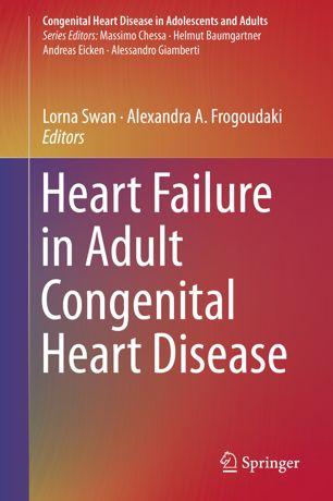 Heart Failure in Adult Congenital Heart Disease