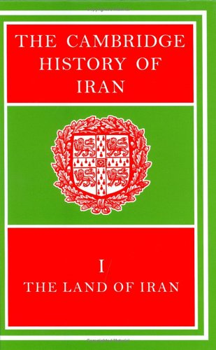 The Cambridge History of Iran -8 volume