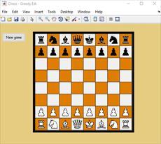 کد متلب اجرای بازی شطرنج