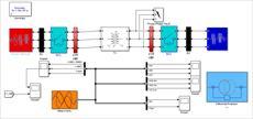 دانلود شبیه سازی حفاظت دیفرانسیل ترانسفورماتور قدرت در متلب