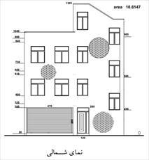 دانلود پروژه متره و برآورد ساختمان مسكوني