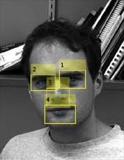 برنامه تشخیص اجزا صورت انسان در نرم افزار متلب