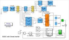 دانلود شبیه سازی SSSC با اینورتر سه سطحی