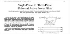 دانلود ترجمه مقاله درس الکترونیک قدرت و کیفیت توان IEEE