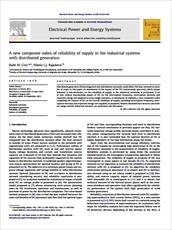 دانلود ترجمه تخصصی مقاله درس قابلیت اطمینان سیستم قدرت به همراه فایل پاورپوینت آماده