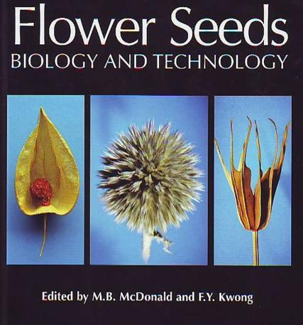 بذر گل ها، بیولوژی و بیوتکنولوژی