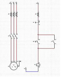 شبیه سازی مدارات برق صنعتی با نرم افزار