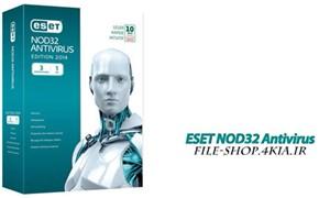 آنتی ویروس ESET NOD32 برای اندروید با تخفیف 80 درصد