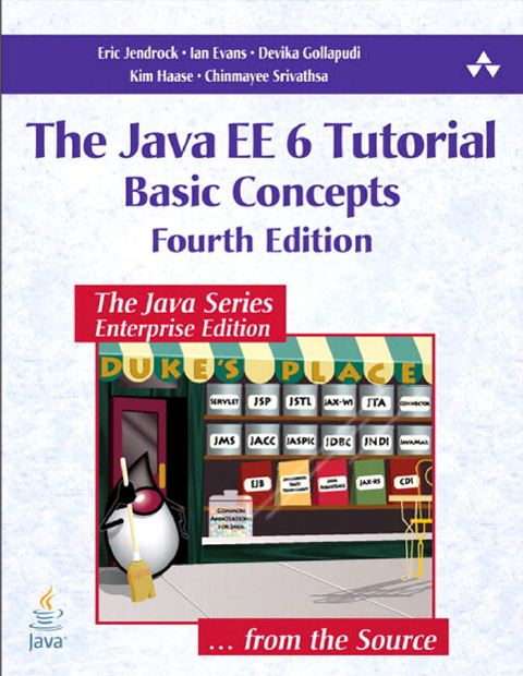 The Java EE 6 Tutorial Basic Concepts (زبان اصلی)