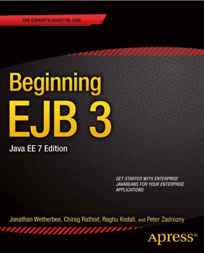 Beginning EJB3 Java.EE 7 Edition 2nd Ed.2013 (زبان اصلی)