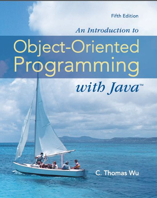 McGraw-Hill An Introduction To Object-Oriented Programming With Java 5th Ed 2010 (زبان اصلی)