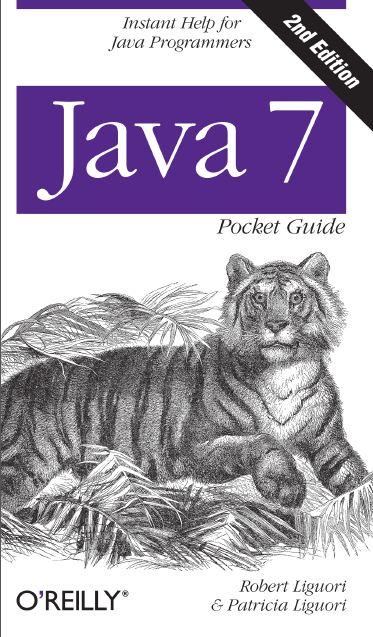 Java 7 Pocket Guide 2nd Ed 2013 (زبان اصلی)