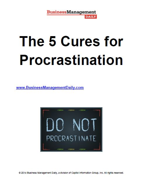 Procrastination (زبان اصلی)