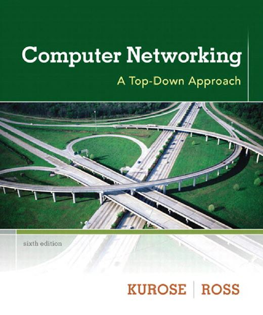Computer Networking A Top-Down Approach (زبان اصلی)
