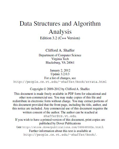 Data Structures and Algorithm (زبان اصلی)