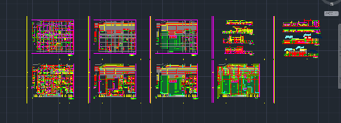 دانلود پروژه معماری بیمارستان 3 طبقه همراه با فایل اتوکد