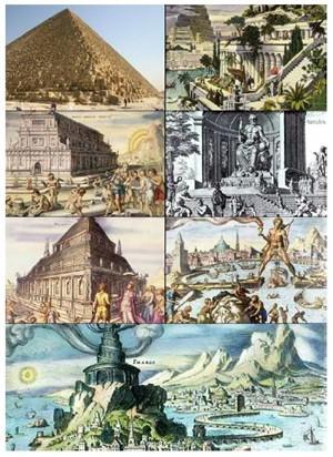 عجایب هفت گانه دنیای باستان