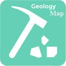 نقشه زمین شناسی   گزیک(1:250000)