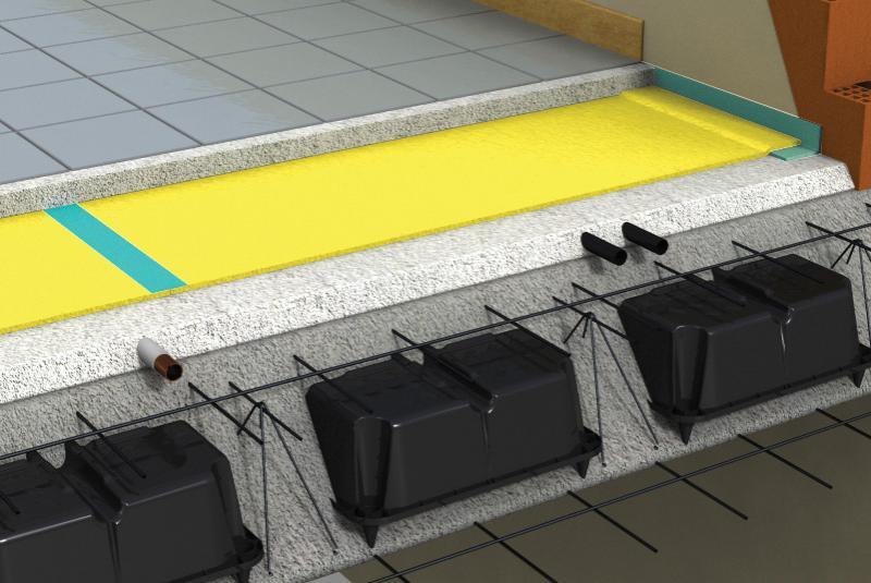 دانلود پروژه کامل سقف یوبوت (ساختمان مسکونی 4 طبقه) بهمراه فایلهای محاسباتی سازه و نقشه های اجرایی (شماره 1)