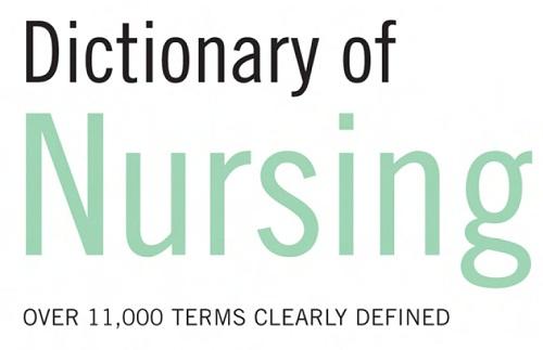 دیکشنری پرستاری A&C Black-Dictionary of Nursing 2nd Edition