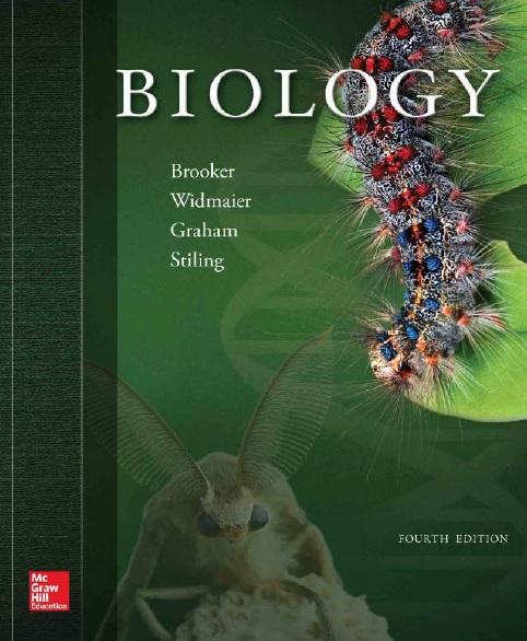 کتاب زیست شناسی بروکر ویراست چهارم