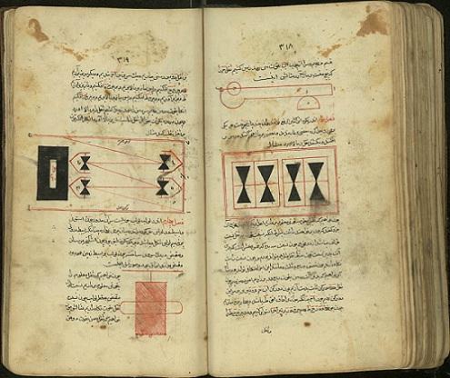 مجموعه درنجوم (دستنویس قدیمی )