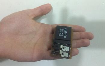 پروژه RFID