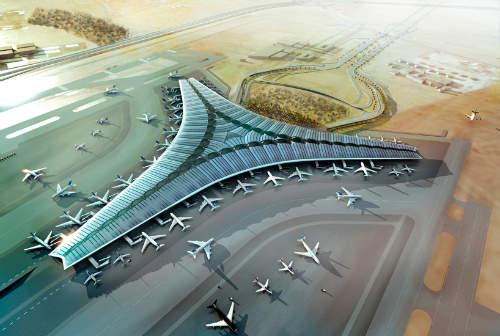 دانلود مطالعات کامل فرودگاه