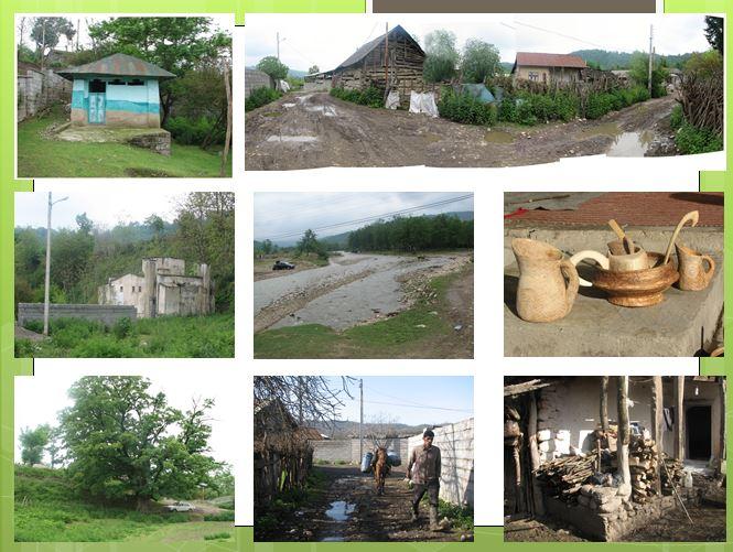 دانلود پروژه روستای بلیران از توابع استان مازندران