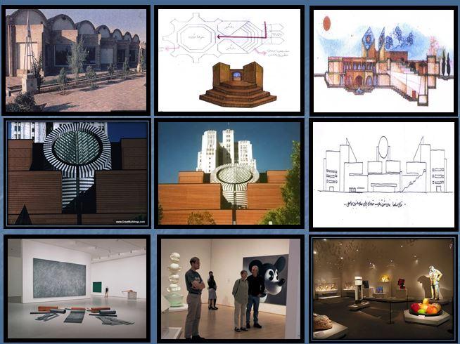 مرکز فرهنگی-سینمایی دزفول موزه هنرهای مدرن سانفرانسیسکو