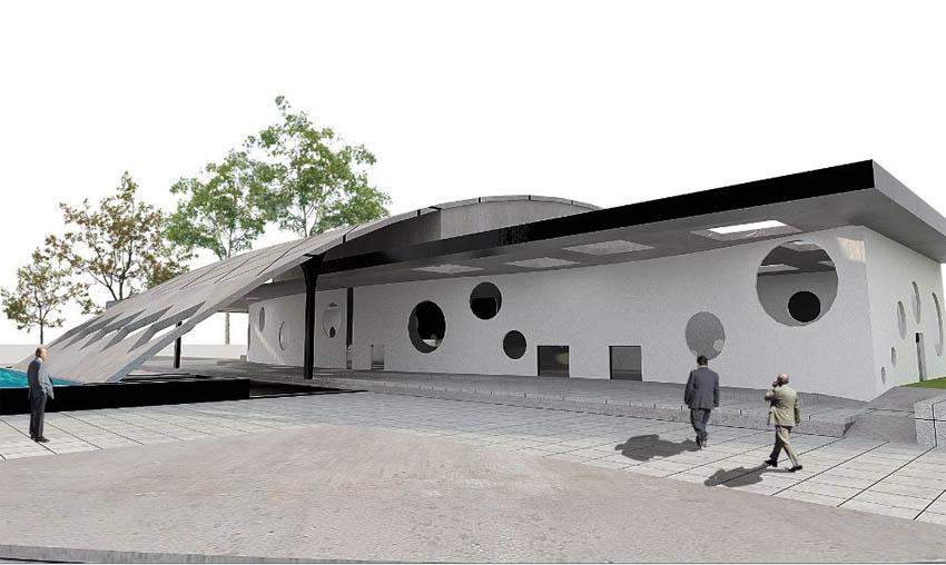 دانلود رساله معماری ایستگاه مترو ورزشگاه آزادی