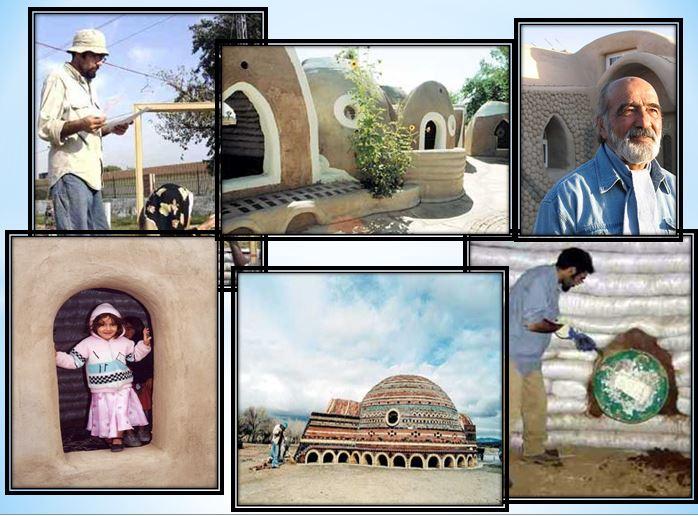 دانلود پاوروینت معماری سنتی به روش معمار ایرانی نادر خلیلی