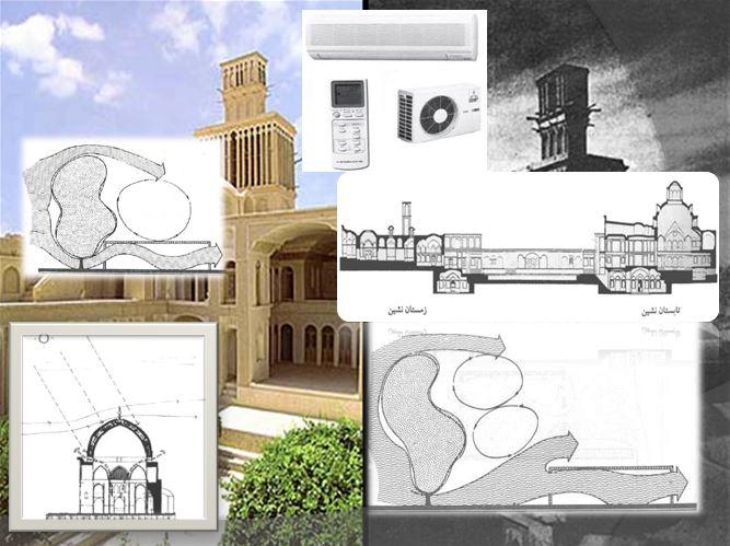 دانلود پاورپوینت معرفی کامل انواع تهویه طبیعی در ساختمان
