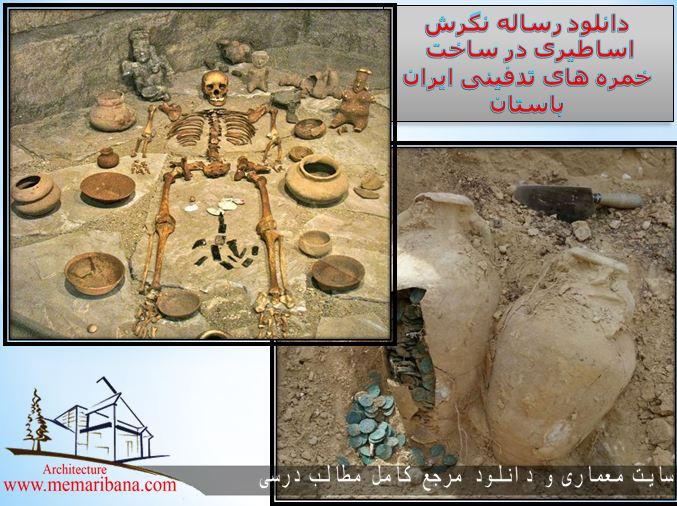دانلود رساله ارشد نگرش اساطیری در ساخت خمره های تدفینی ایران باستان