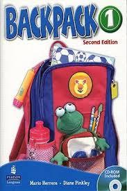 سی دی آموزشی کتاب backpack1