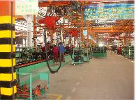 تجهیزات اولیه یک کارخانه تولیدی