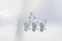طراحی گاوآهن برگرداندار در سالید ورک