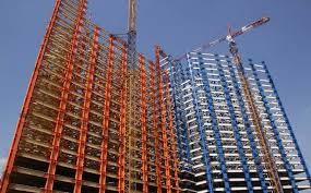 پروژه سازه فلزی سه طبقه