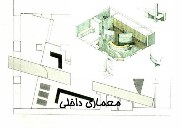 پاورپوینت معماری داخلی