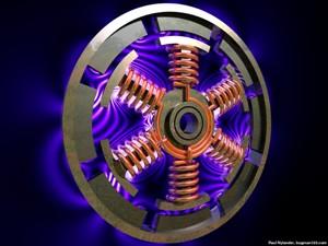 شبیه سازی برای درس تئوری جامع ماشین های الکتریکی