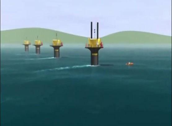 نیروگاهای برق جزر و مدی یا جریان های اقیانوسی