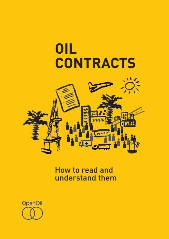 کتاب قراردادهای نفتی-چگونه آنها را بخوانیم و بفهمیم